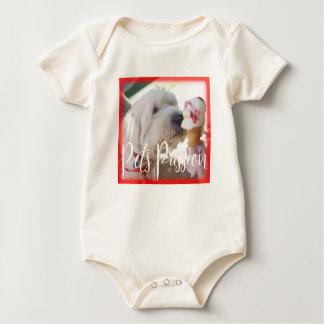 Pets Passion Baby Bodysuit