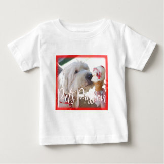 Pets Passion Baby T-Shirt