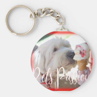 Pets Passion Keychain