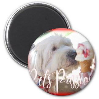 Pets Passion Magnet