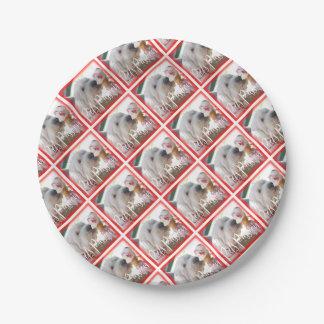 Pets Passion Paper Plate