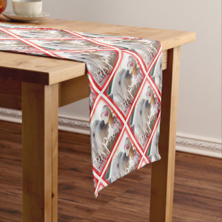 Pets Passion Short Table Runner