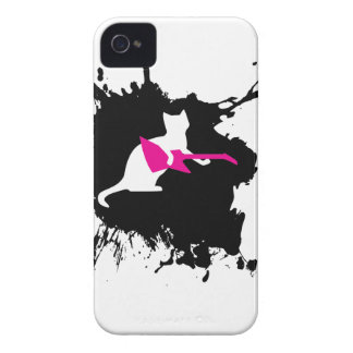 Pets Rock - Kitty iPhone 4 Covers