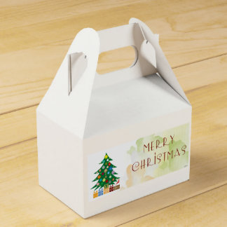 Petty cash for present party favor box