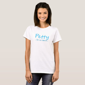 Petty LightBlue T-Shirt