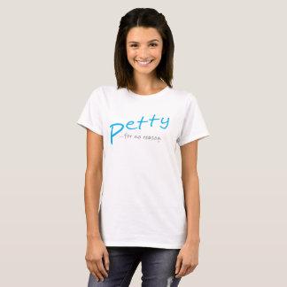 Petty Slant TShirt LightBlue