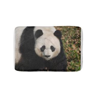 Petulant Panda Bear Bath Mat