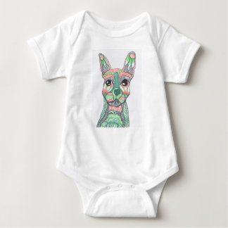 Petunia Baby Bodysuit