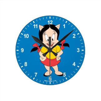 Petunia | Classic Petunia Clocks