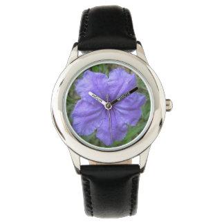 Petunia Mexican Purple Watch