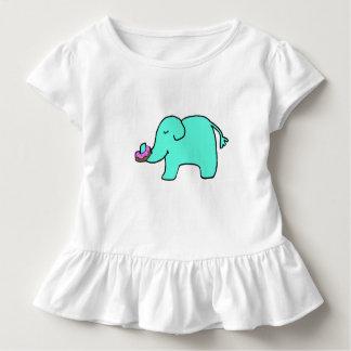 Petunia the Elephant - Donut t-shirt
