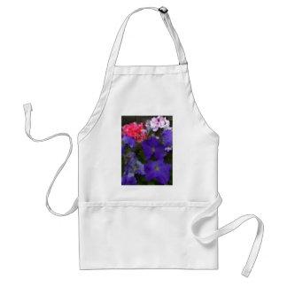 Petunias and Geraniums Standard Apron