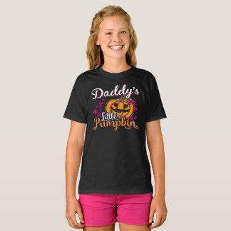 Peu de citrouille du papa - T-shirt de Halloween
