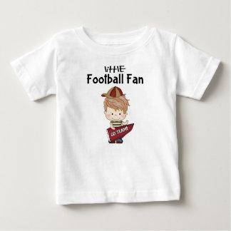 Peu de passioné du football tee shirt