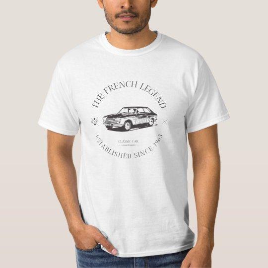 PEUGEOT 204 T-Shirt