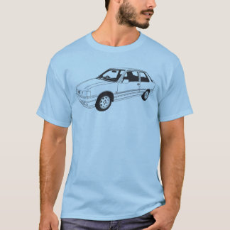 Peugeot 309 GTi T-shirt