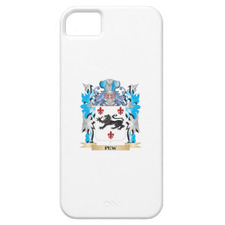 Pew Coat of Arms - Family Crest iPhone 5 Cover