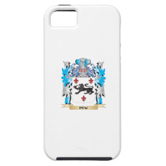 Pew Coat of Arms - Family Crest iPhone 5 Covers