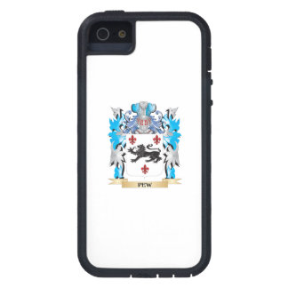 Pew Coat of Arms - Family Crest iPhone 5 Case