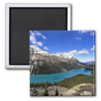 Peyto Lake, Canadian Rockies Magnet