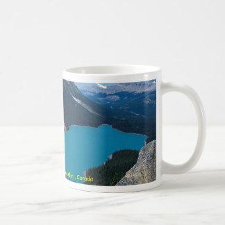 Peyto Lake, Icefield Parkway, Alberta, Canada Coffee Mug