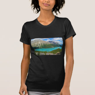 Peyto Lake in Banff National Park Alberta Canada T-Shirt