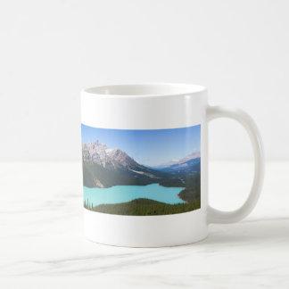 Peyto Lake Panorama, Banff Alberta Coffee Mug