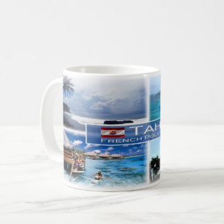 PF French Polynesia - Tahiti - Coffee Mug