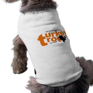 Pfautz Family Turkey Trot 2010 Canine Version Shirt