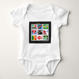 PFC 2 Test Baby Bodysuit
