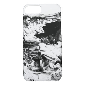 Pfc. Troy Dixon, Leadhill, Ark_War Image iPhone 7 Case