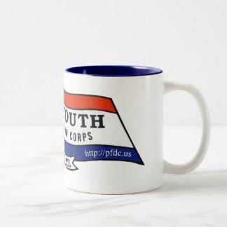 PFDC Bumper Sticker Mug
