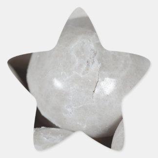 Pfeffernuesse Star Sticker