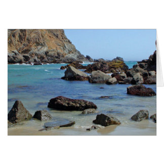 Pfeiffer Beach; Big Sur, California Card