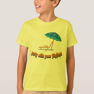 PFF - party with your flipflops T-Shirt