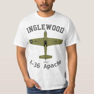 Pfive1 A-36 Apache Inglewood T-Shirt