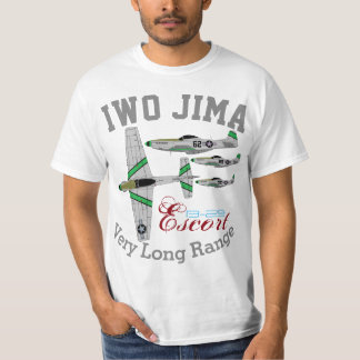 Pfive1 Iwo Jima P-51s T-Shirt