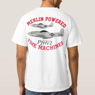 """Pfive1 """"P-51 Mustang"""" T-Shirt"""