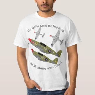 Pfive1 P-51 Winner T-Shirt