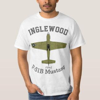 Pfive1 P-51B Mustang Inglewood T-Shirt