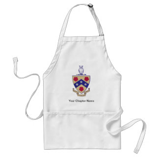 PGD Coat of Arms Standard Apron