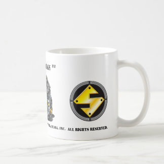 PghSteelMan-600dpi-Ink-1, crop-logo-1, Logo-2-s... Coffee Mug