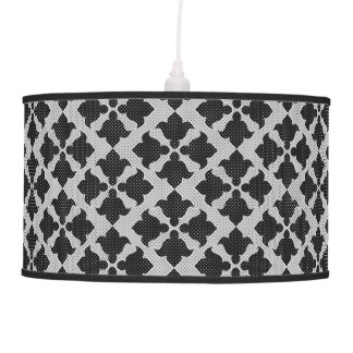 PH&D Charlotte Black and Gray Pendant Lamp