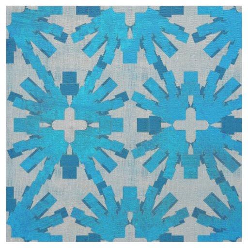 PH&D Inca Ethnic Fabric Turquoise