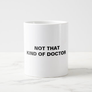 Ph.D. Jumbo Mug