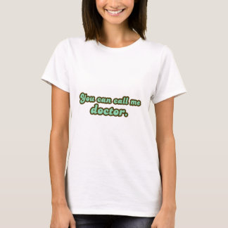 Ph.D. & Med School Graduation Gifts T-Shirt