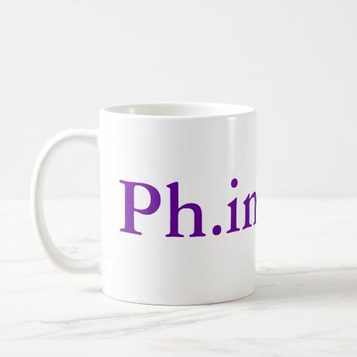Ph.inishe.d 15 oz Mug