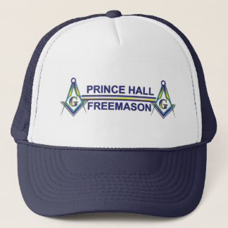 PHA FREEMASON TRUCKER HAT