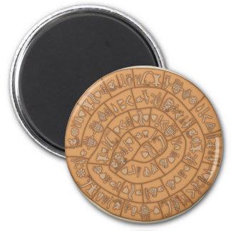 Phaistos disc magnet