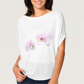 Phalaenopsis Hilo Lip Flower Duo T-Shirt